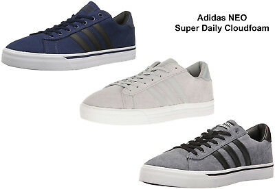 factory price 114cc 9a479 Adidas Neo Cloudfoam Super Daily Shoes Mens Sneakers NEW