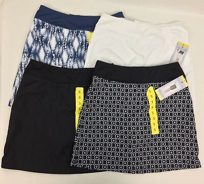 New Cypress Club Women's Pull On Performance Skort Variety S M L XL