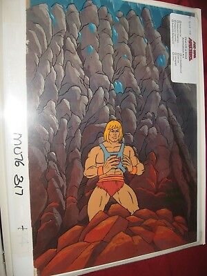 HeMan Original Production Cel