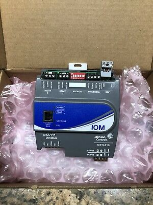 Johnson Controls IOM 2711