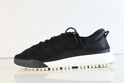 huge selection of c6cb2 f2a38 Adidas Alexander Wang AW Hike Low Boost Core Black AC6839 8-12 suede ultra