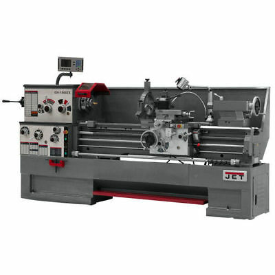 JET GH-1860ZX Lathe with 300S DRO,TAK & Collet CLS 321593 New