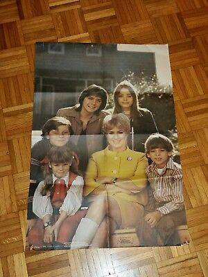 THE PARTRIDGE FAMILY Poster- 1971-Poster Prints 4210-David Cassidy-24 x 34