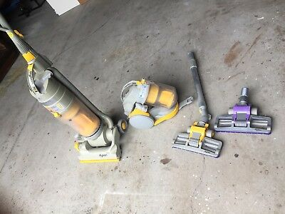 Dyson Vacuums And Heads SPARE PARTS - Buy Now.