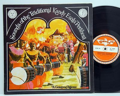 Sounds of the Traditional Kandy Esala Perahera      NM # D