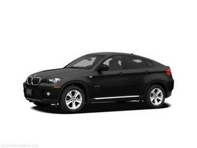 2011 BMW X6 xDrive35i Sport Utility 4-Door