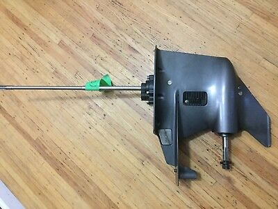 1999 JOHNSON EVINRUDE 35HP LOWER UNIT GEARCASE Complete 0437934 437934