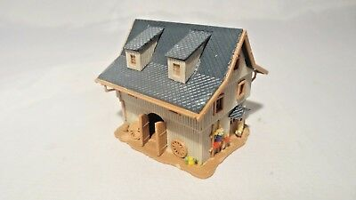 Vollmer 9541 Scheune Spur Z Gauge Barn +Top+