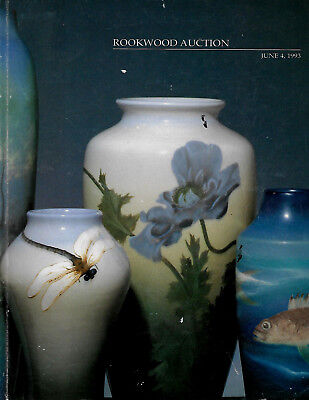 Rookwood Pottery Auction Catalog June 4, 1993
