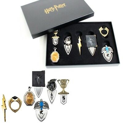 Harry Potter The Horcrux Bookmark Collection by Noble Gift Boxed Cosplay NN8773