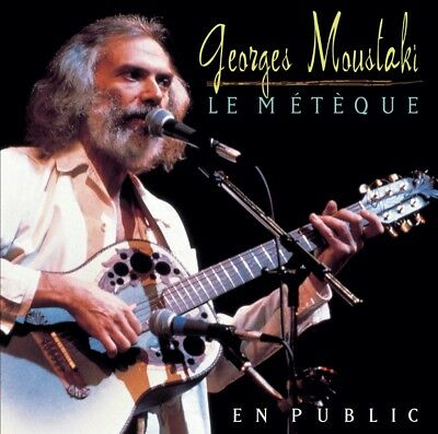Georges Moustaki - Le Meteque (En Public)