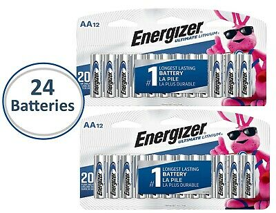 Energizer  AA Industrial Batteries Alkaline Battery ~48 Count ~ Expires 12/2028
