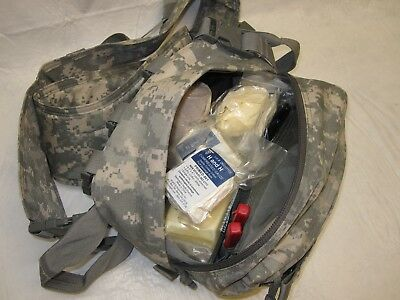 Military First Aid Kit Tc3 Combat Casualty Care Medic Bag W/ Supplies Tourniquet