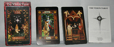 Vision Tarot Deck_Tim Thompson_78 cartas U.S. Games 1998