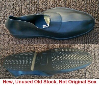 TINGLEY Overshoe Galoshes, Size L Large, One Pair for Size 9-11 (Auction 2 of 4)
