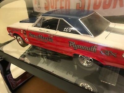Highway 61 Supercar Collectibles Sox & Martin 1967 Plymouth GTX Hemi Belvedere