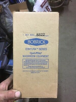Bobrick Washroom Equipment Model B822