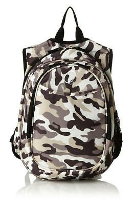 Obersee Kid's All-in-One Pre-School Backpacks with Integrated Cooler, Camo,...