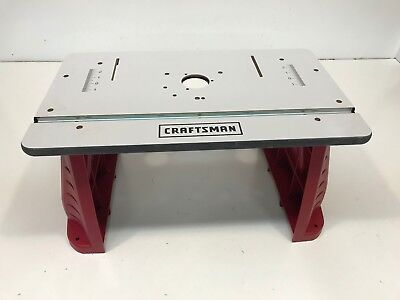 Bosch ra1181 benchtop router table new 19900 picclick sears craftsman router table basic bare table no acc new 32037599 keyboard keysfo Images