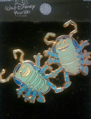 Walt Disney TUCK and ROLL A BUG'S LIFE Collectible Lapel Pin NEW