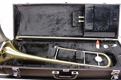Yamaha Trombone YSL691  YSL 691 Professional EXCELLENT MINT CONDITION
