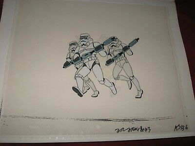 Droids Original Production Cel