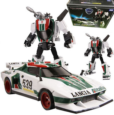"""Transformers Masterpiece MP20 Wheeljack 5.5"""" Action Figure Toy Doll New in Box"""