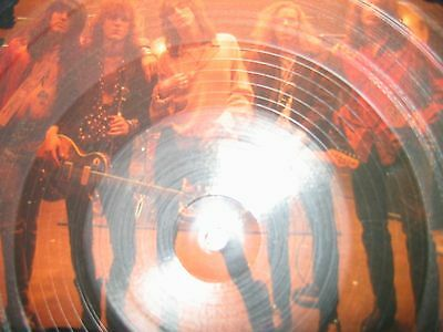 Black Crowes Jealous Again  UK picture Disc signed by hole band Chris