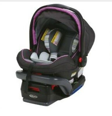 Graco Snugride 35 Elite with Safety Surround Infant Car Seat - Lansing (Pink)