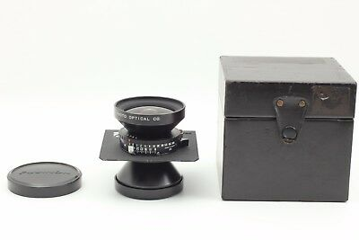 [MINT in Case] Fuji Fujinon SW 90mm f/8 Late model Large Format from Japan#442
