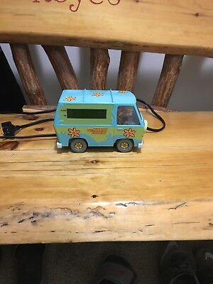 Scooby-Doo Mystery Machine Alarm Clock Night light