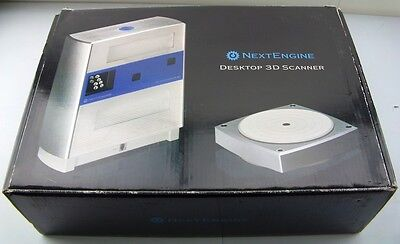NextEngine 3D Laser Scanner HD with Auto Positioner