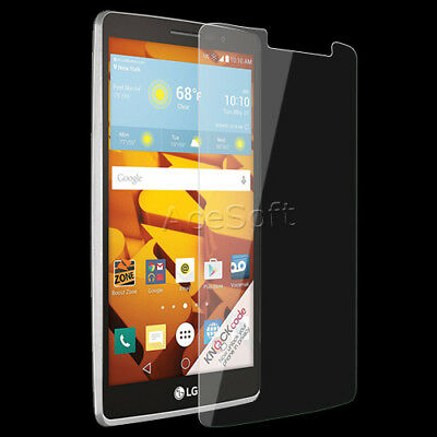 For LG G Stylo Premium Tempered Glass Screen Protector Film Shield 2.5D HD Clear