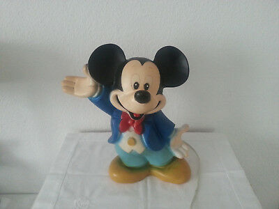 Heico Lampe Mickey Mouse Tischlampe Leuchte