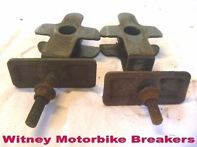 Suzuki Rear Wheel Chain Adjusters Tensioners Gsx600F 88-96 Gsx750F 89-96 Gsx