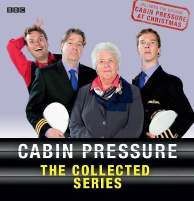 BBC COMEDY-Cabin Pressure: Collected Series 1-3 (9CD)  CD NEW