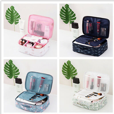 Multifunction Cosmetic Bag Makeup Case Box Pouch Toiletry Organizer Travel Hot