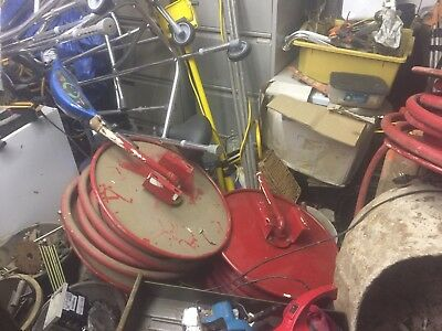 Fire Hose  and Reel 4 Available
