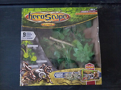 Heroscape Ticalla Jungle Expansion Pack Complete