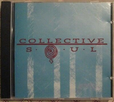 CD Collective Soul - Collective Soul (Atlantic 1995)
