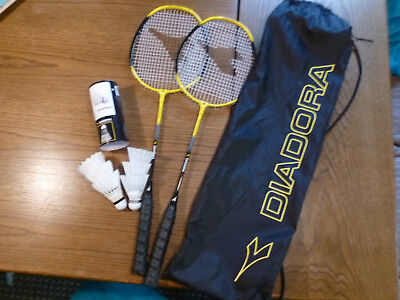 *** Badminton Set Diadora ***