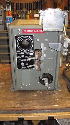 "Grob band saw wielder Model RWB-1/2"","