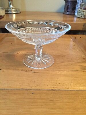 Waterford Crystal Sweetie Bowl