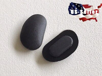 US Seller NOSE PADS High Quality SILICONE Push On Sunglasses Oakley Bolon VEZA