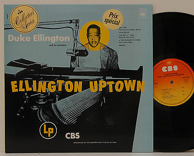 Duke Ellington          Uptown        CBS        NM # 22