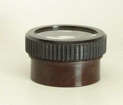 Enlarger Russian condenser two lens diameter 54mm/2,13 inches