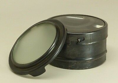 Enlarger Russian condenser two lens + Diffuser diameter 58mm/2,3 inches #4