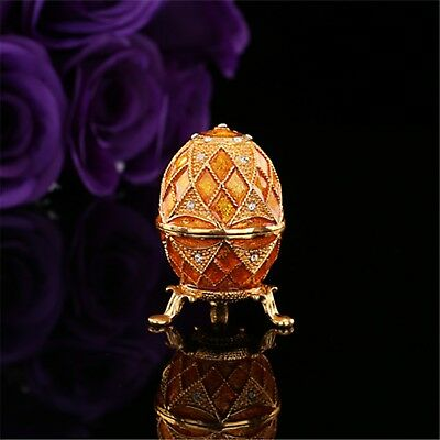 cheap Gold faberge egg home decoration accessories perfect gift