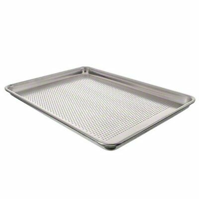 Vollrath 5303P Wear-Ever Sheet Pan, 1/2 Size, 18 x 13 x 1-inch, Aluminum,