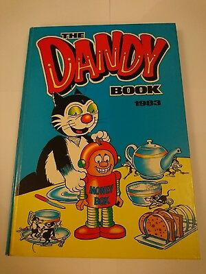Dandy Annual 1983 - excellent condition